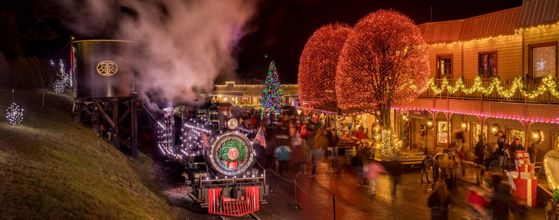 Nightlife In Great Falls Open In Christmas 2020 Tweetsie Christmas   Celebrate the holiday season at Tweetsie Railroad