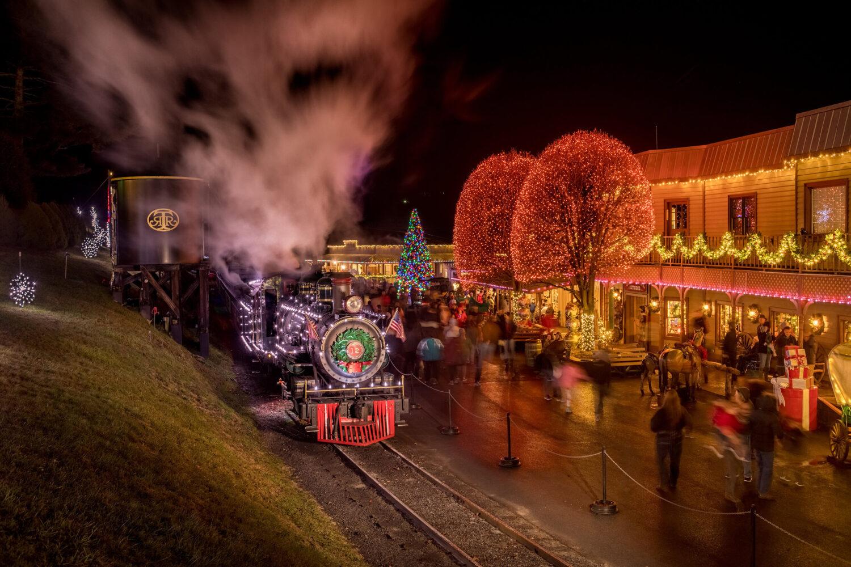 Get Engine Code Christmas 2020 Tweetsie Christmas   Celebrate the holiday season at Tweetsie Railroad